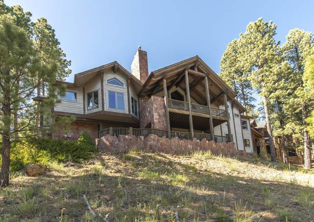 2374 N Link Smith, Flagstaff, AZ 86005 (MLS #6099319) :: Conway Real Estate