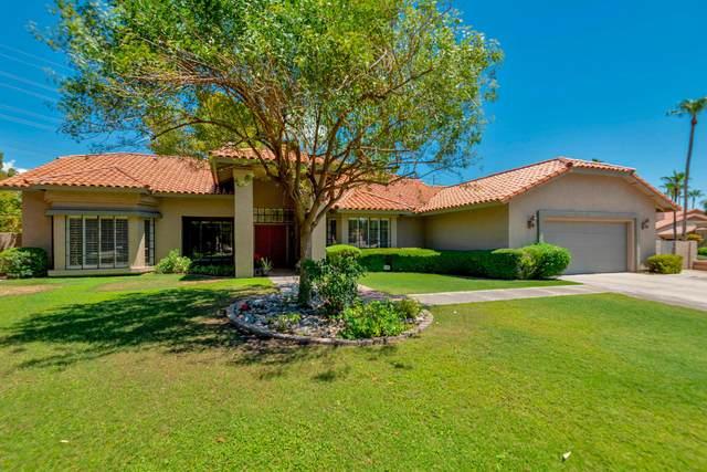 9896 E Cochise Drive, Scottsdale, AZ 85258 (MLS #6099329) :: Budwig Team   Realty ONE Group