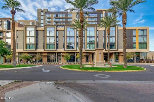 100 W Portland Street #403, Phoenix, AZ 85003 (MLS #6099338) :: Lux Home Group at  Keller Williams Realty Phoenix