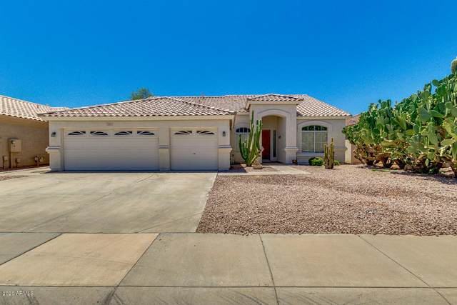851 W Cherrywood Drive, Chandler, AZ 85248 (MLS #6099355) :: Keller Williams Realty Phoenix