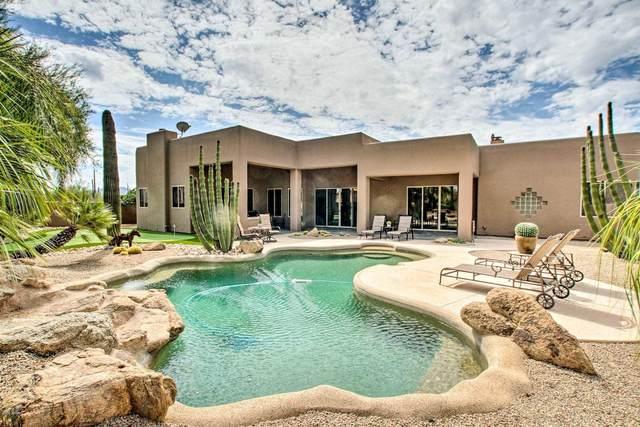 7788 E Via Dona Road, Scottsdale, AZ 85266 (MLS #6099357) :: Lucido Agency