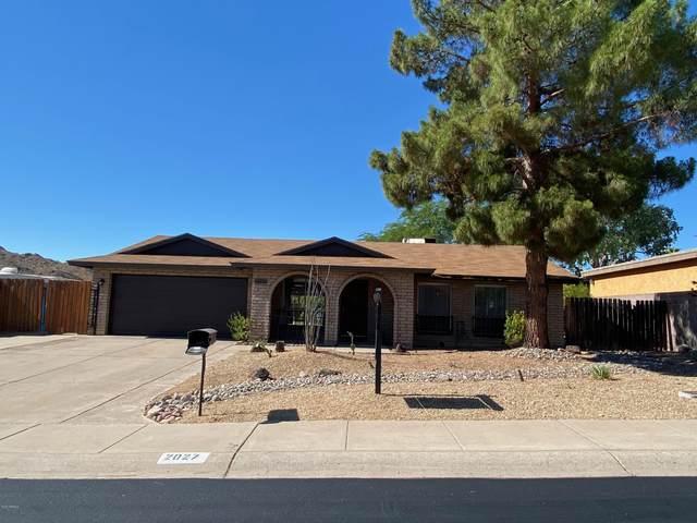 2027 E Hillery Drive, Phoenix, AZ 85022 (MLS #6099359) :: Lux Home Group at  Keller Williams Realty Phoenix