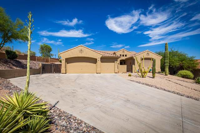 6381 S Mesa Vista Circle, Gold Canyon, AZ 85118 (MLS #6099362) :: Devor Real Estate Associates