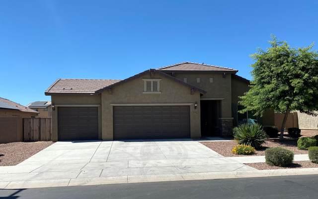 17531 W Fetlock Trail, Surprise, AZ 85387 (MLS #6099363) :: The Garcia Group
