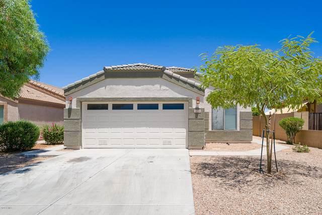 11754 W Caribbean Lane, El Mirage, AZ 85335 (MLS #6099368) :: Brett Tanner Home Selling Team