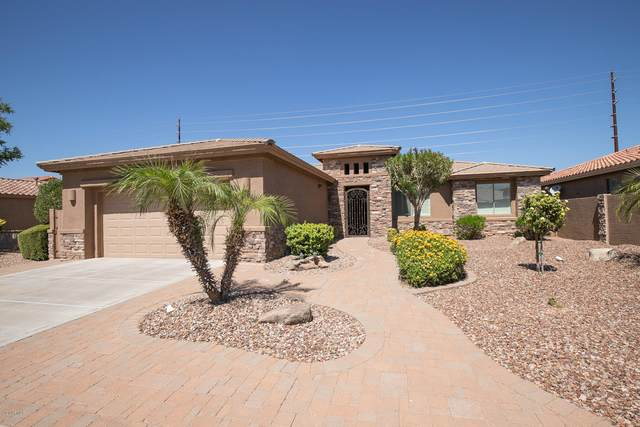 23718 S Illinois Avenue, Sun Lakes, AZ 85248 (MLS #6099376) :: Lucido Agency