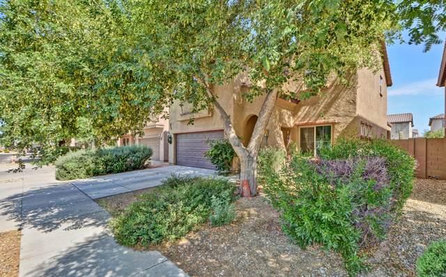 5752 W Milada Drive, Laveen, AZ 85339 (MLS #6099404) :: Brett Tanner Home Selling Team