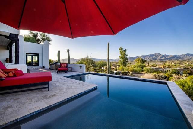 7615 E Nonchalant Avenue, Carefree, AZ 85377 (MLS #6099411) :: Russ Lyon Sotheby's International Realty