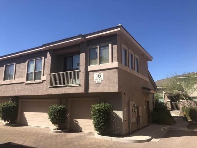 42424 N Gavilan Peak 16206 Parkway, Anthem, AZ 85086 (MLS #6099418) :: Russ Lyon Sotheby's International Realty