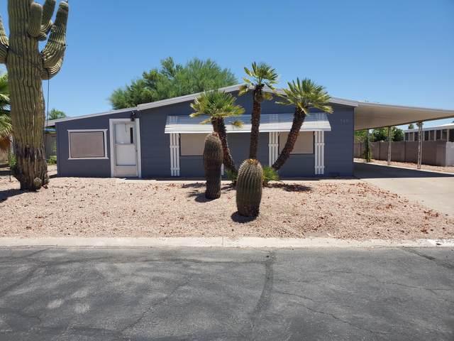 561 S 83RD Way, Mesa, AZ 85208 (MLS #6099423) :: Lux Home Group at  Keller Williams Realty Phoenix