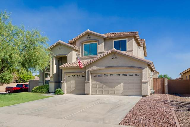 6003 W Sack Drive, Glendale, AZ 85308 (MLS #6099424) :: My Home Group