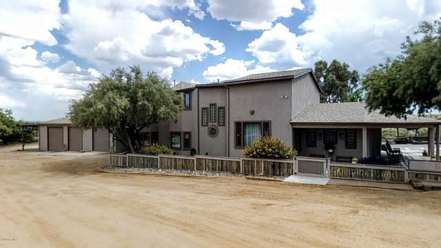 363 W Via Javalina, Benson, AZ 85602 (MLS #6099427) :: CANAM Realty Group