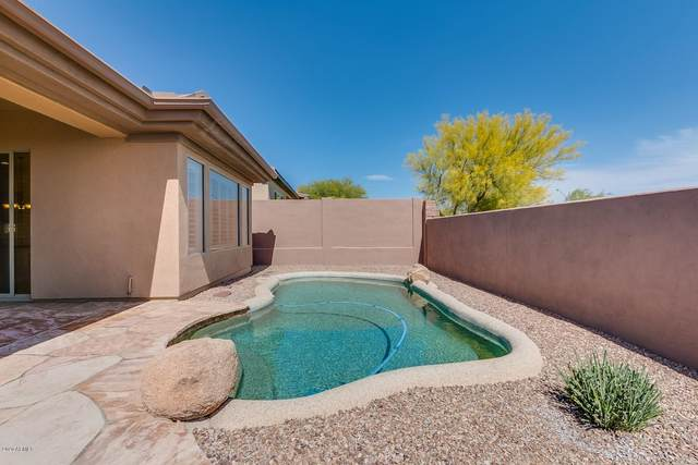 2823 W Plum Hollow Drive, Anthem, AZ 85086 (MLS #6099428) :: Kathem Martin