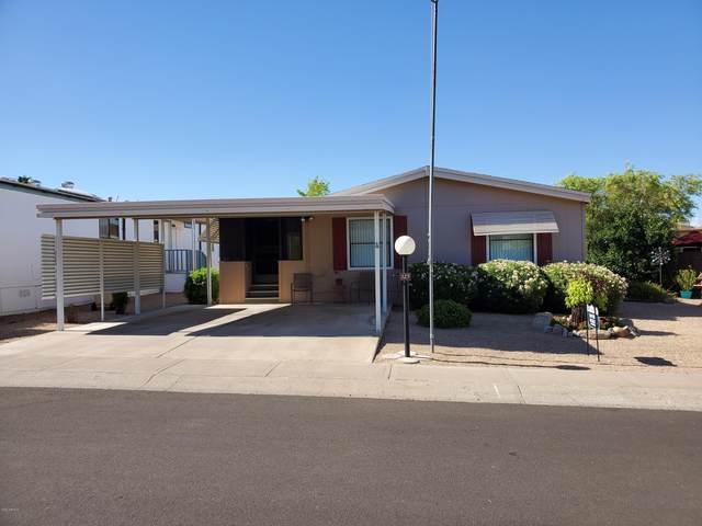 2233 E Behrend Drive Lot 125, Phoenix, AZ 85024 (MLS #6099431) :: Lux Home Group at  Keller Williams Realty Phoenix
