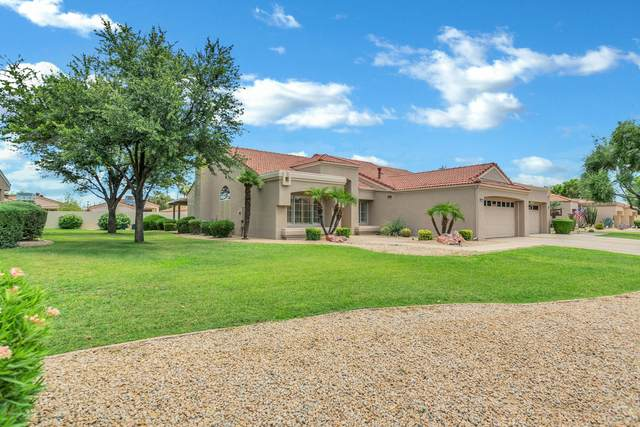 20037 N Alta Loma Drive, Sun City West, AZ 85375 (MLS #6099448) :: Lux Home Group at  Keller Williams Realty Phoenix
