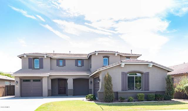 4233 S Bedford Drive, Chandler, AZ 85249 (MLS #6099461) :: The C4 Group
