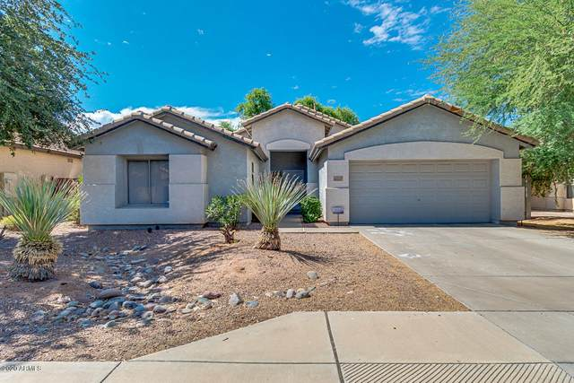 10155 E Jacob Avenue, Mesa, AZ 85209 (MLS #6099475) :: Conway Real Estate