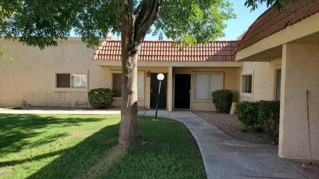 17227 N 16TH Drive #11, Phoenix, AZ 85023 (MLS #6099477) :: Riddle Realty Group - Keller Williams Arizona Realty