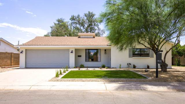 8543 E Fairmount Avenue, Scottsdale, AZ 85251 (MLS #6099481) :: The Daniel Montez Real Estate Group