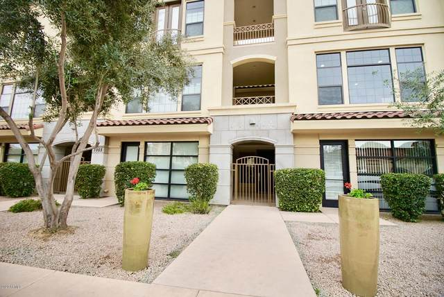 7295 N Scottsdale Road #1002, Paradise Valley, AZ 85253 (MLS #6099482) :: Long Realty West Valley