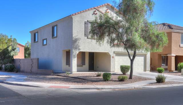 2161 W Central Avenue, Coolidge, AZ 85128 (MLS #6099484) :: Yost Realty Group at RE/MAX Casa Grande