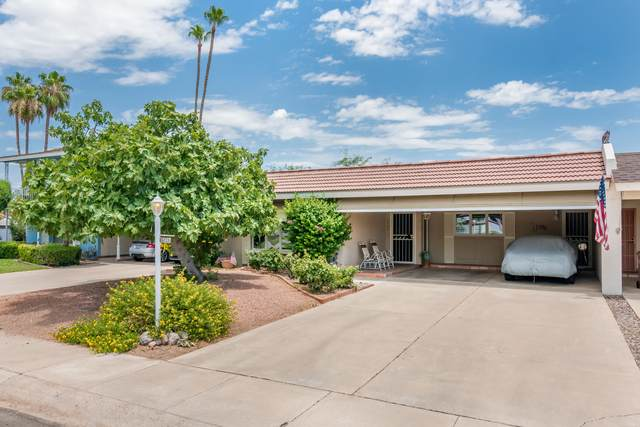 5033 N 77th Street, Scottsdale, AZ 85250 (MLS #6099485) :: Kepple Real Estate Group