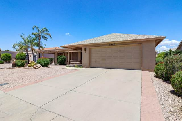 2046 Leisure World, Mesa, AZ 85206 (MLS #6099491) :: Kepple Real Estate Group