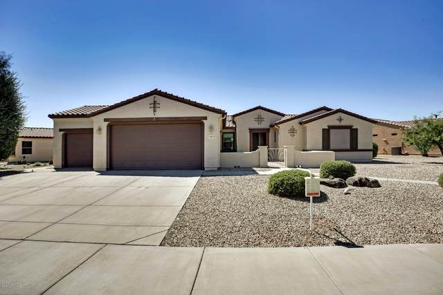 20525 N Vermillion Cliffs Drive, Surprise, AZ 85387 (MLS #6099495) :: Long Realty West Valley