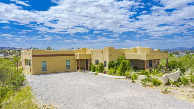 840 S Vulture Mine Road, Wickenburg, AZ 85390 (MLS #6099515) :: Yost Realty Group at RE/MAX Casa Grande