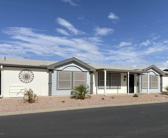 437 E Germann Road #27, San Tan Valley, AZ 85140 (MLS #6099519) :: Kepple Real Estate Group