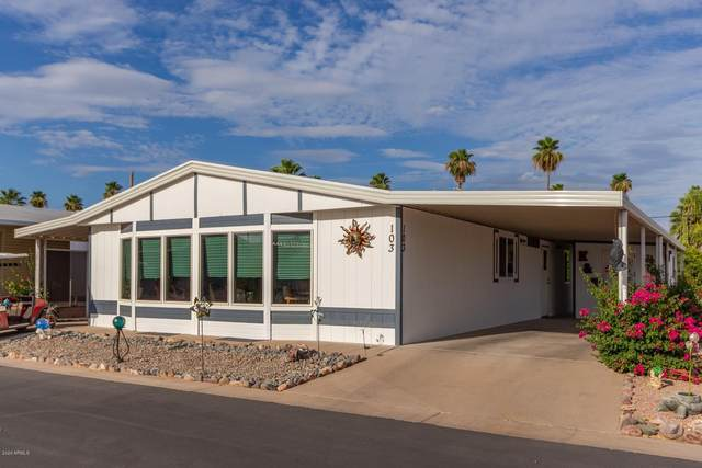 9302 E Broadway Road Ofc, Mesa, AZ 85208 (MLS #6099526) :: Kepple Real Estate Group