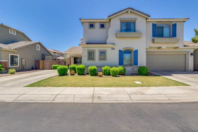 1011 E Redwood Drive, Chandler, AZ 85286 (MLS #6099529) :: Keller Williams Realty Phoenix