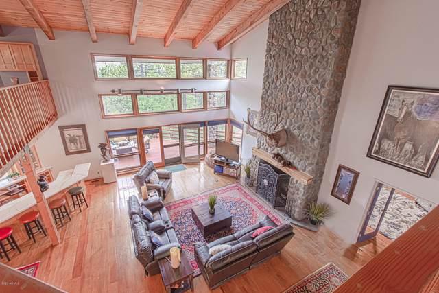 2175 Vista Lane, Pinetop, AZ 85935 (MLS #6099543) :: Arizona Home Group