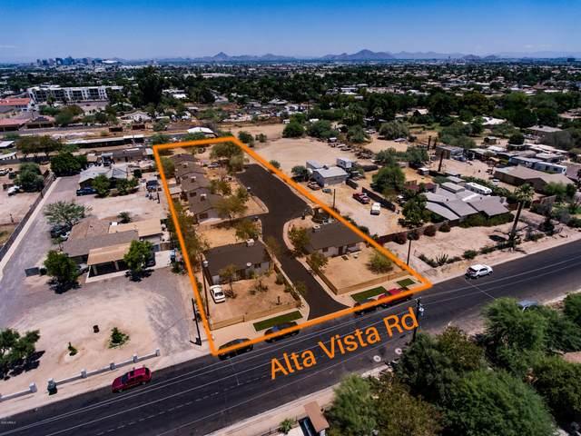 740 E Alta Vista Road, Phoenix, AZ 85042 (MLS #6099551) :: Lifestyle Partners Team