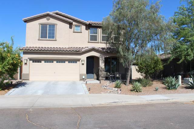 8209 S 24TH Avenue, Phoenix, AZ 85041 (MLS #6099572) :: The Garcia Group