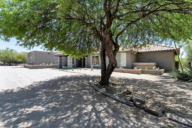 8035 E Via De Luna Drive, Scottsdale, AZ 85255 (MLS #6099582) :: Devor Real Estate Associates