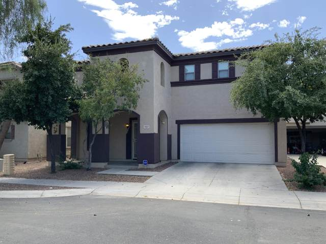 902 N 111TH Drive, Avondale, AZ 85323 (MLS #6099604) :: Nate Martinez Team