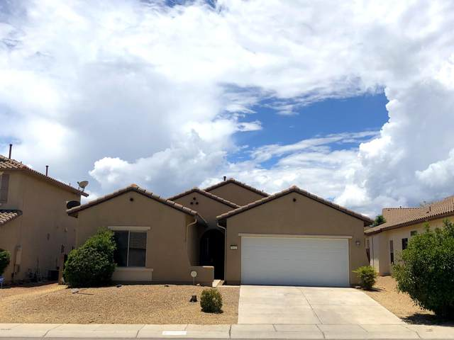 5522 Canteria Court, Sierra Vista, AZ 85635 (MLS #6099613) :: Service First Realty