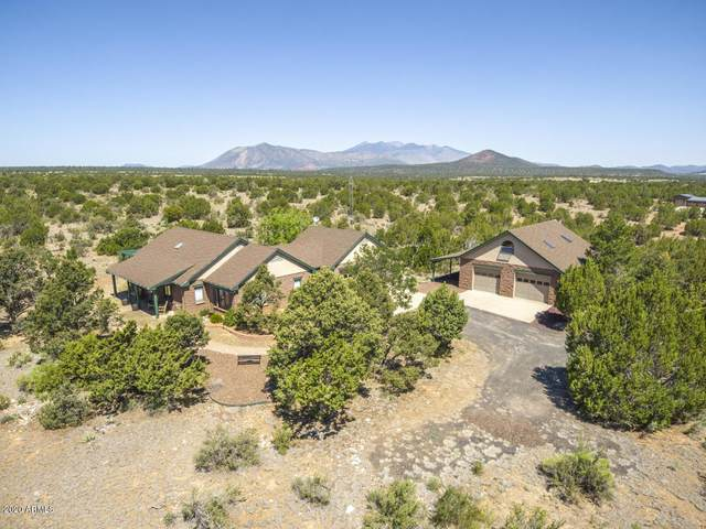 9595 E Rabbit Ridge Road, Flagstaff, AZ 86004 (MLS #6099620) :: neXGen Real Estate