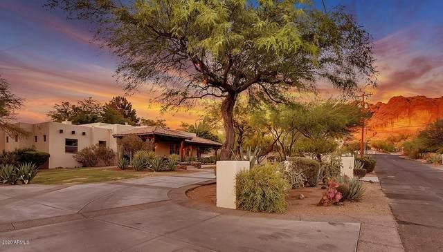 4550 E Arlington Road, Phoenix, AZ 85018 (MLS #6099639) :: The Laughton Team