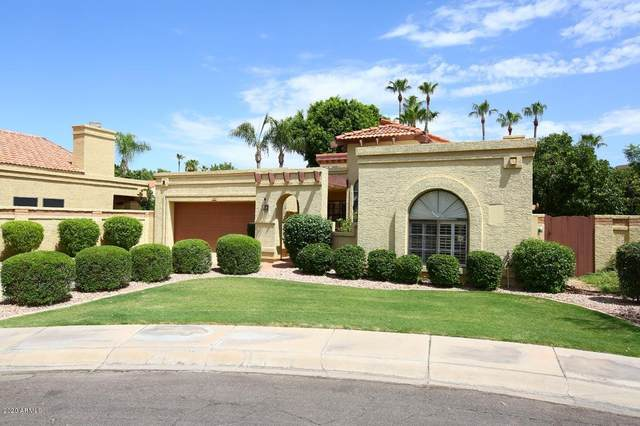 8782 E Mustang Trail #15, Scottsdale, AZ 85258 (MLS #6099667) :: My Home Group