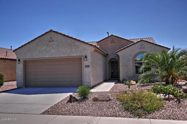 6701 W Desert Blossom Way, Florence, AZ 85132 (MLS #6099672) :: Lux Home Group at  Keller Williams Realty Phoenix