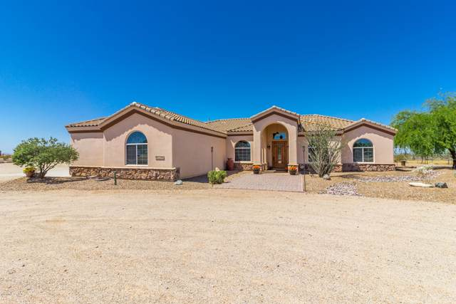 7756 N Pueblo Circle, Casa Grande, AZ 85194 (MLS #6099678) :: Brett Tanner Home Selling Team