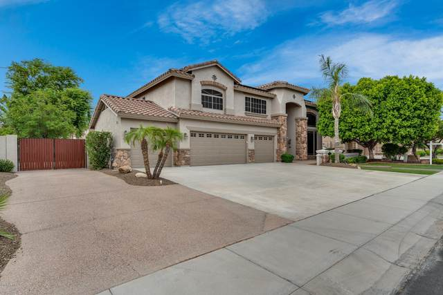 9522 W Oberlin Way, Peoria, AZ 85383 (MLS #6099686) :: Klaus Team Real Estate Solutions