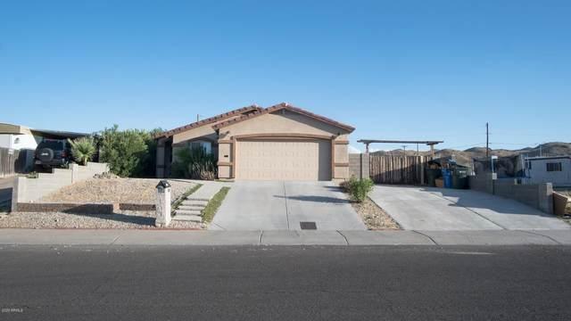 4155 E Darrow Street, Phoenix, AZ 85042 (MLS #6099688) :: Nate Martinez Team