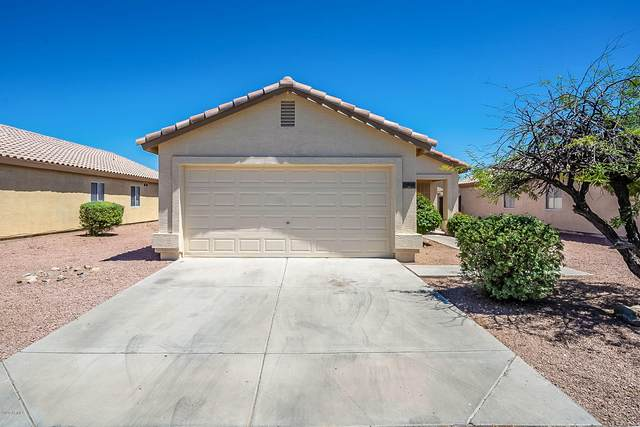 11928 W Dahlia Drive, El Mirage, AZ 85335 (MLS #6099713) :: CANAM Realty Group