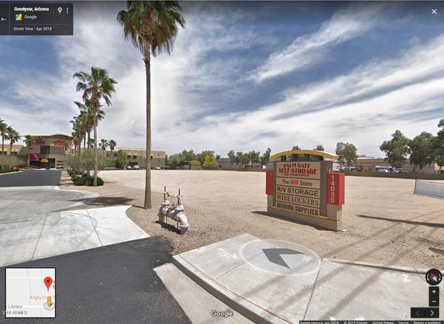 0 W Lots 2 & 4 Palmgate Center, Goodyear, AZ 85338 (MLS #6099725) :: neXGen Real Estate
