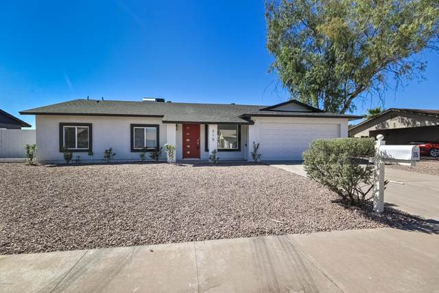 315 W Mesquite Street, Chandler, AZ 85225 (MLS #6099731) :: The Bill and Cindy Flowers Team