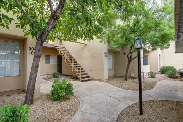 11333 N 92ND Street #1043, Scottsdale, AZ 85260 (MLS #6099732) :: CANAM Realty Group