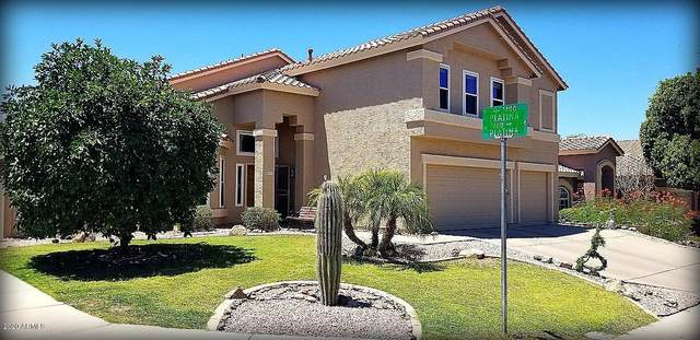 6261 E Riverdale Street, Mesa, AZ 85215 (MLS #6099735) :: The Bill and Cindy Flowers Team